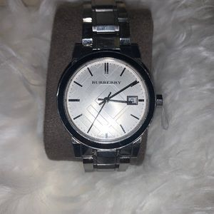 """Burberry  """"The City"""" stainless women's watch"""